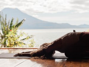 8 Day Adventure and Flow Yoga Retreat in Santa Cruz La Laguna, Lake Atitlan