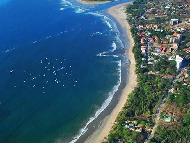 5 Days Surf Camp in Tamarindo, Costa Rica