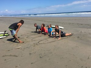 8 Day Surf Camp for All Levels in Montezuma, Puntarenas