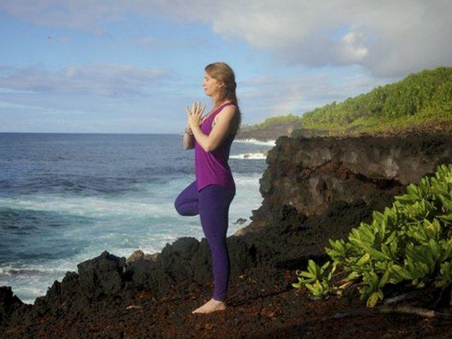 21 Days 200-Hour Therapeutic Yoga Teacher Training in Hawaii
