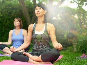 5 Days Gaia Wellness Personal Transformation Yoga Retreats in Quebec, Canada