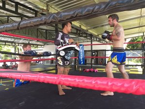 7 Day All-Inclusive Muay Thai Training in Beautiful Mai Khao, Thalang, Phuket
