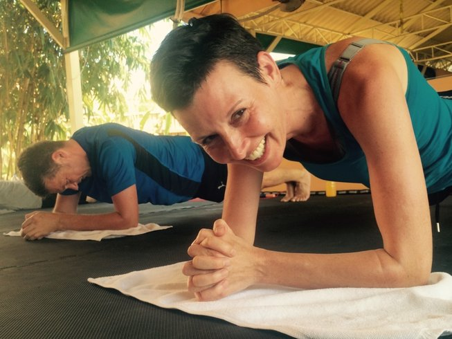 4 Weeks Weight Loss and Martial Arts Camp in Thailand