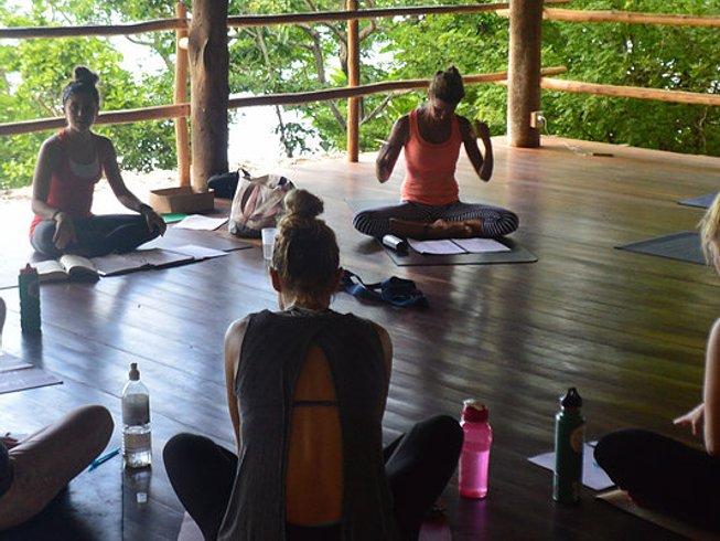 8-Daagse Yoga Retraite in Puntarenas Province, Costa Rica