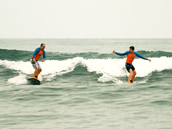 7 Days Surf Camp Bali