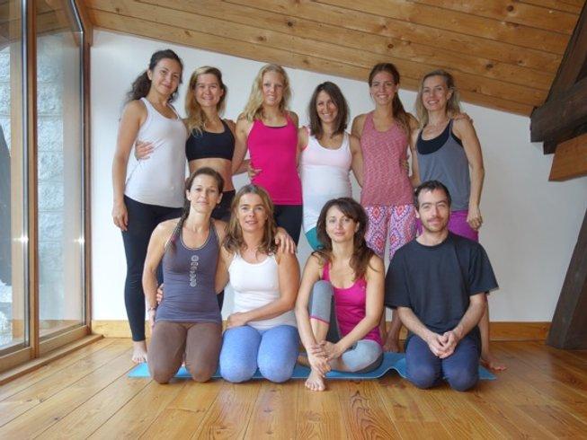 25 jours en formation de professeur de yoga vinyasa france. Black Bedroom Furniture Sets. Home Design Ideas