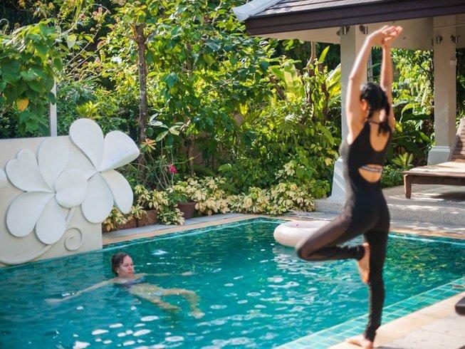 4 días retiro de yoga, meditación y sanación con risa Zen en Ko Samui, Tailandia