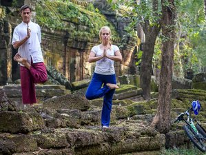12 Days Bike Tour and Yoga Retreat Cambodia