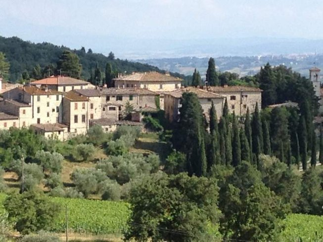 7 Days Explore Tuscany, Wellness, and Yoga Retreat in Italy