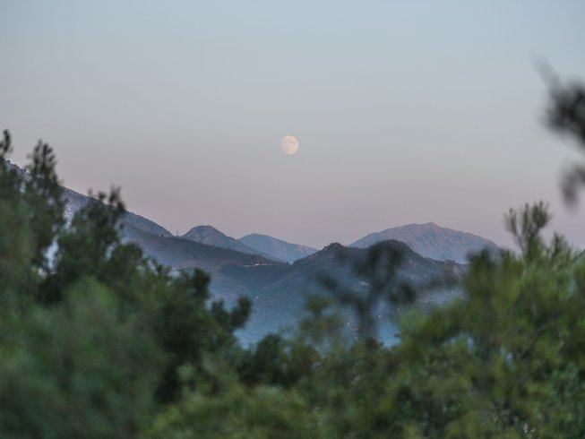 8 Days Full Moon Nature Yoga Holiday in Montenegro