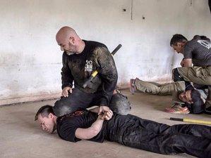 7 Days Expert-Level Crash Krav Maga Camp in Israel