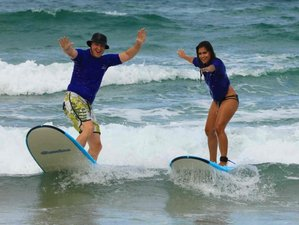 3 Days Gold Coast Surf, Yoga and Meditation Holiday in Australia