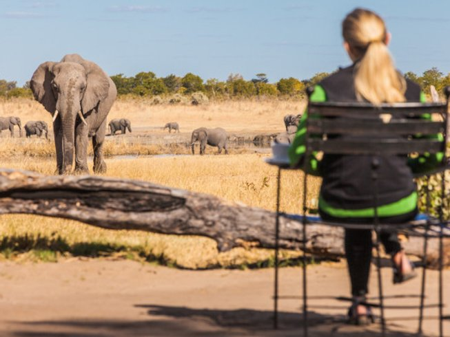 4 Days Overlanding Safari in Zimbabwe