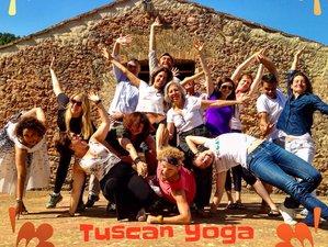 6 jours en retraite de yoga, méditation et aventure en Toscane, Italie