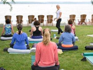 3 Days Women's Glamping Yoga Retreat in Ithaca, USA