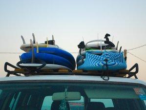 8 Days Surf Trip in Agadir-Ida Ou Tanane, Morocco