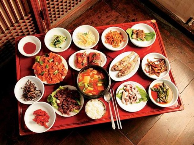 14 Days Seoul, Korea Food Tour