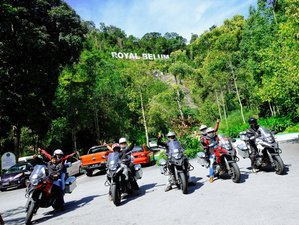 3 Day Guided Motorcycle Tour in Malaysia