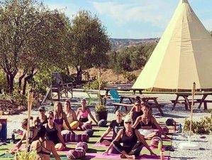 3 Day Tribal Mountain Yoga Retreat in Zújar, Granada