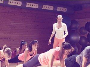21 jours-200h en formation de professeur de yoga au printemps à Séville, Espagne