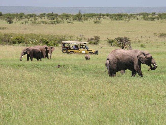 10 Days From the Lake to the Ocean Safari in Kenya