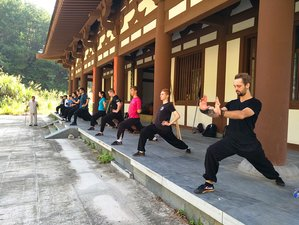 2 Week Authentic Kung Fu Training with Warrior Monks at Er Zu Templein Anqing, Anhui