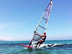 8 Tage Windsurf Camp mit Unterricht an Vier Tagen in Nuoro, Sardinien