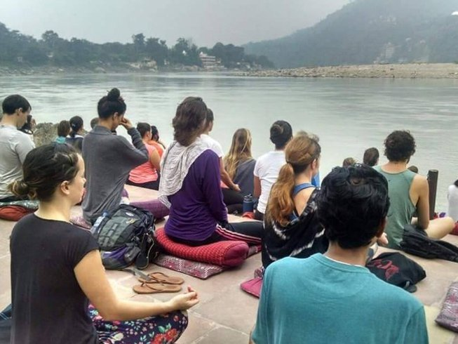 21 Days Detox and Yoga Retreat in India