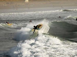 6 Days Guided Surf Camp Tamraght, Morocco