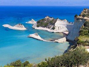 8 Days Summer Yoga Retreat in Greece