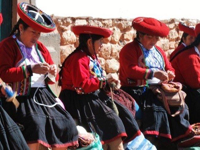 9 Days Peru Culinary Tour