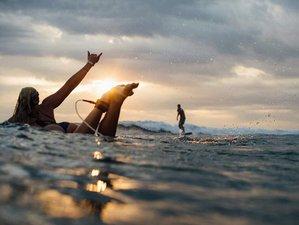 7 Days Surf Safari, Surf Guiding, and Yoga Holiday in Canggu, Bali