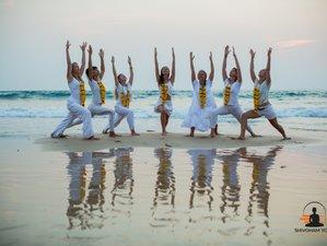 12 Day 100-Hour Multi-Style Yoga Teacher Training in Goa