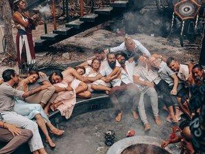 10 Day Exploding Love Camp Satsang, Meditation, and Yoga Holiday in Akumal, Riviera Maya