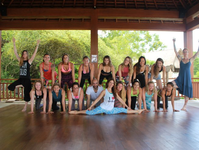27 Days 200-Hour Yoga Teacher Training in Bali