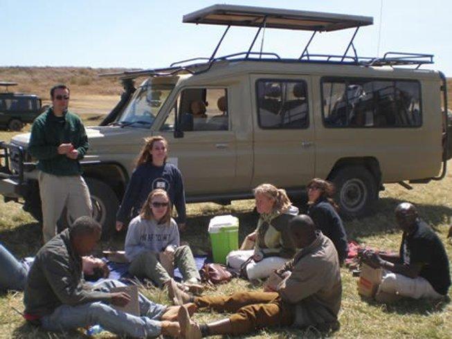 4 Days Join Group Safari in Tanzania