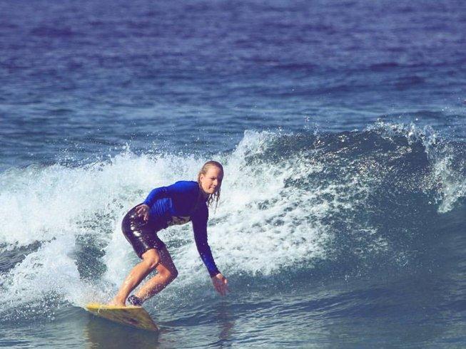 8 Days Refreshing Yoga and Surf Camp in Rio de Janeiro, Brazil