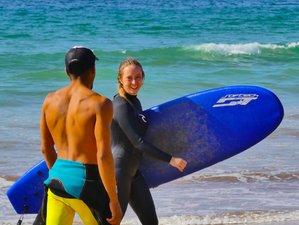 8 Day Surf Coaching Camp in Tamraght