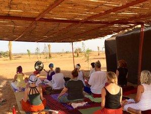 9 Tage Die Reise der Wiedergeburt Yoga Tour in der Wüste Sahara