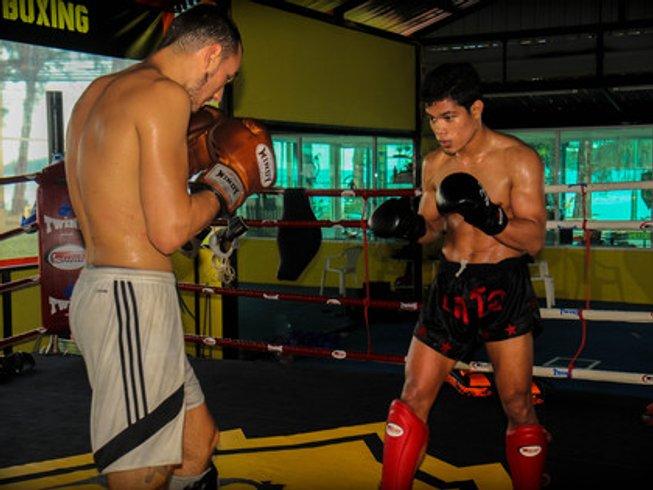 1 Week Private Phuket Muay Thai Camp