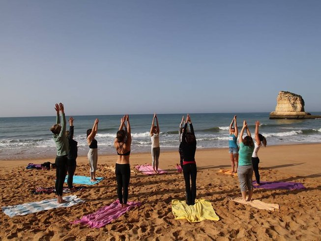 15 Days 200-Hour Yoga Teacher Training in Algarve, Portugal