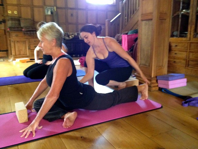 3 Days Yoga Weekend Retreat in Isle of Wight