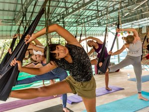 9 Day 50 Hours Aerial Yoga Teacher Training in Siem Reap, Cambodia