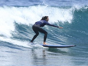 8 Days Surf & Stay Holiday at Balangan Surf School Bali
