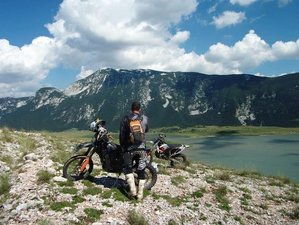 5 Days Beginners Motorcycle Tour in Bugojno, Bosnia and Herzegovina