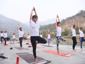 29 Days 200-Hour Intensive Yoga Teacher Training in Rishikesh, India