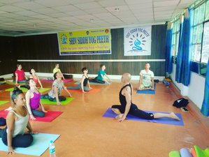 28 Days 200-Hour Yoga Teacher Training In Rishikesh India