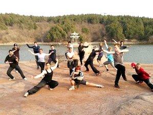 3 Years Authentic Shaolin & Wing Chun Kungfu Training at Maling Academy, Xinyi, Jiangsu China