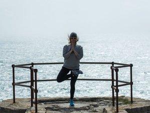 4 jours en week-end de yoga, surf et randonnée proche de la plage à Plozevet, Bretagne