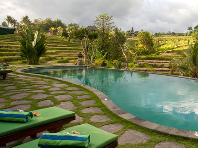 9 Days Hatha Yoga and Mudra Dance Meditation in Bali and Borobudur, Indonesia